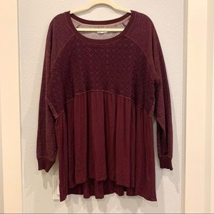 Maurices Crew Neck Sweater